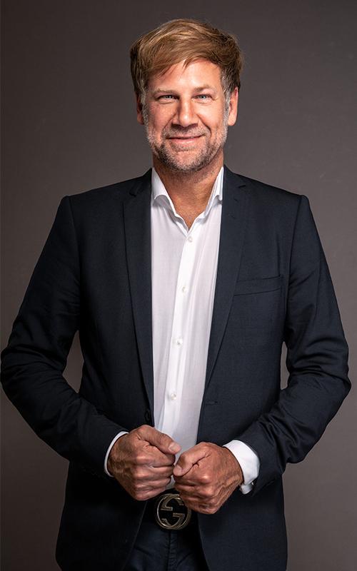 Portrait Markus Rumpf